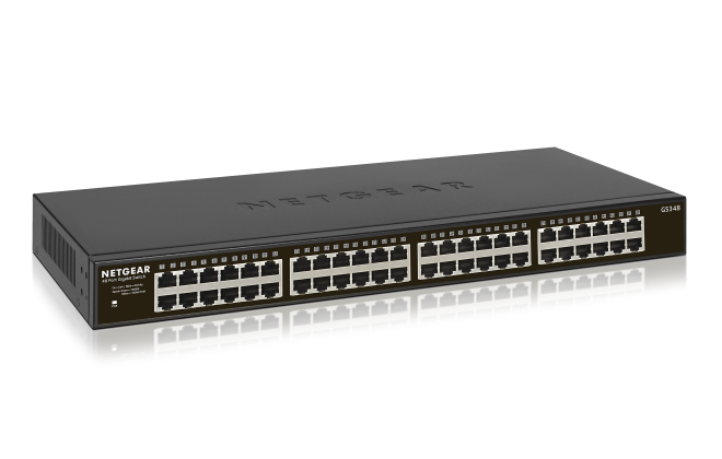 GS348 Switch non manageable 48 ports Gigabit